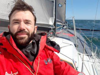 Portrait du marin lillois Pierre Leroy