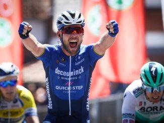 Fin du Tour de Belgique avec la victoire de Cavendish