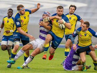 rugby l'OMR et le LMRCV