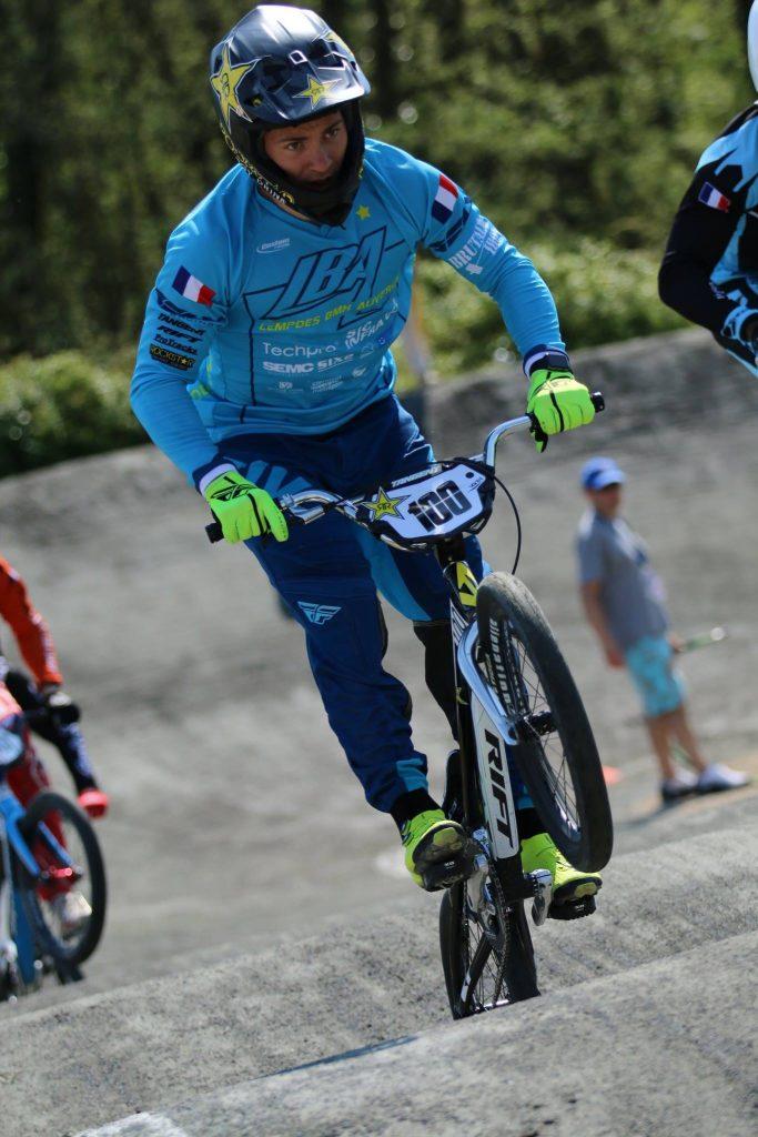 Romain Mahieu BMX