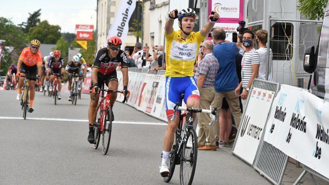 Présentation du Tour de Wallonie remporté en 2020 par Arnaud Démare