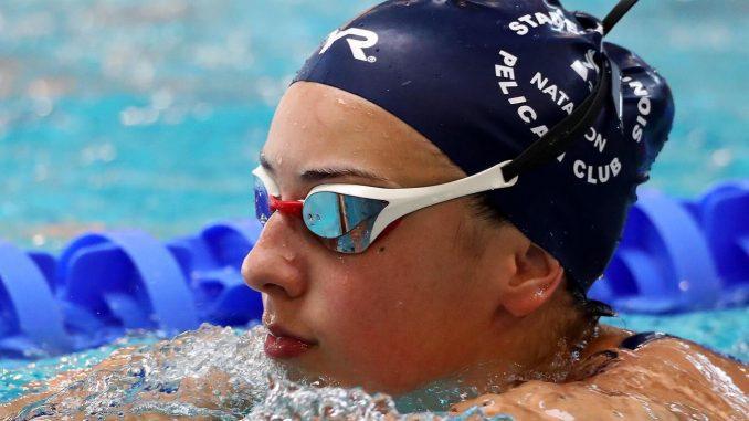Cyrielle Duhamel sélectionnée en 4nages pour Tokyo