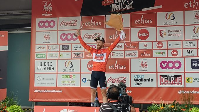 L'américain Simmons remporte le Tour de Wallonie