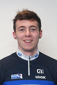 Portrait Romain Mahieu BMX
