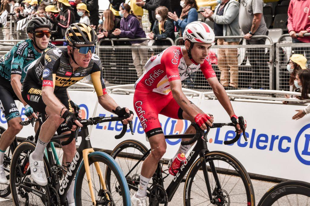 Guillaume Martin au Tour de France