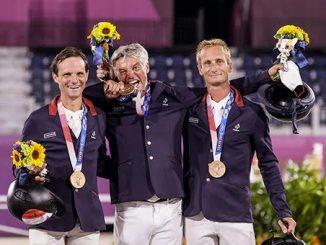 médaille de bronze par équipes pour Karim Laghouag
