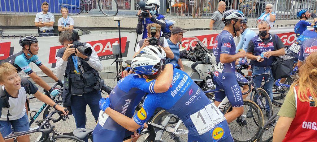 Hodeg vainqueur du GP Marcel Kint à Courtrai