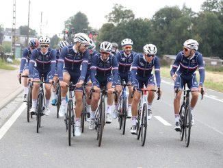 équipe de France au Mondial de Louvain
