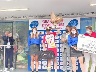 Viviani gagne le GP Isbergues