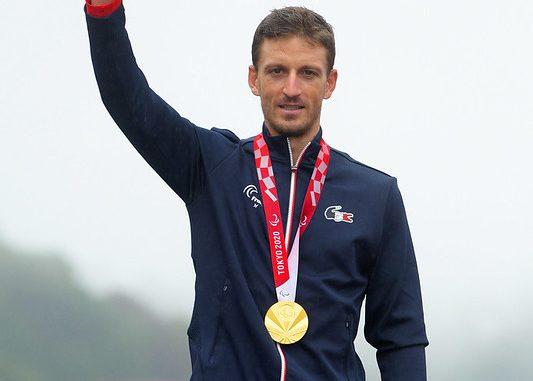Le Cunff champion paralympique