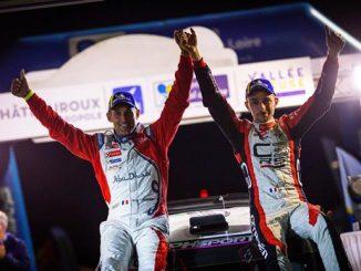 coupe de France des rallyes